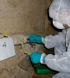 Gestione analisi chimiche amianto